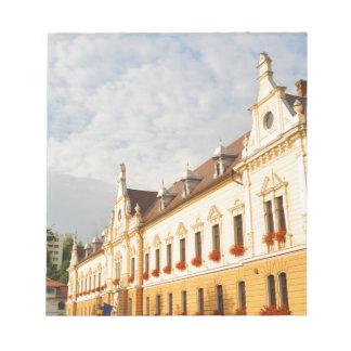 Brasov、ルーマニア ノートパッド
