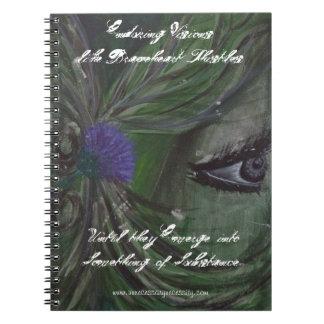 Braveheartのアザミジャーナル ノートブック