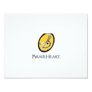 BraveHeartLogo カード