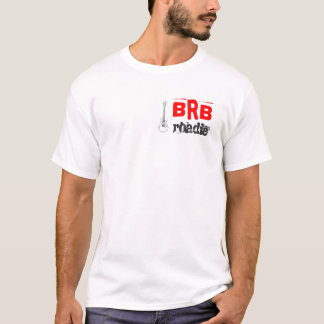 、BRBのroadie johnny_automatic_electric_guitar Tシャツ