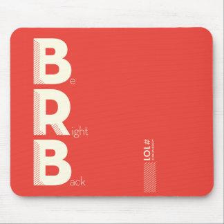 BRB マウスパッド
