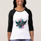 BRCAの遺伝子の認識度16 Tシャツ