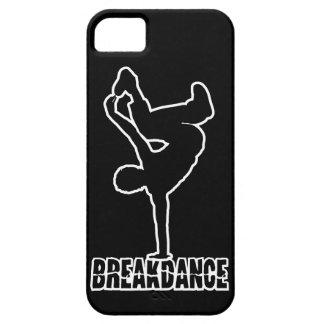 Breakdanceカスタムな色のiPhoneの場合 iPhone SE/5/5s ケース