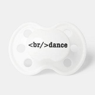 breakdance HTML おしゃぶり