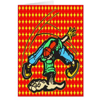 Breakdancingのスタイル カード