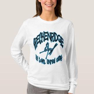 Breckの非現実的な青 Tシャツ