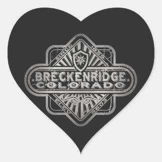 Breckenridgeのヴィンテージのダイヤモンド ハートシール