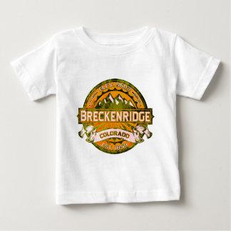 Breckenridgeの極端のマンゴ ベビーTシャツ