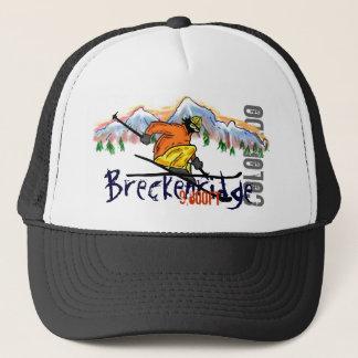Breckenridgeコロラド州のスキー高度の帽子 キャップ