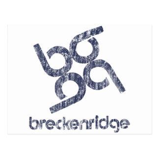 Breckenridge ポストカード