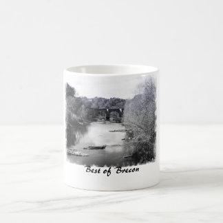 Breconのベスト コーヒーマグカップ