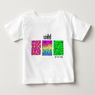 breeのベビーによって野生 ベビーTシャツ