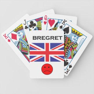 Bregret バイスクルトランプ