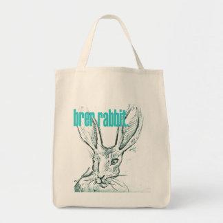Brerのウサギ トートバッグ