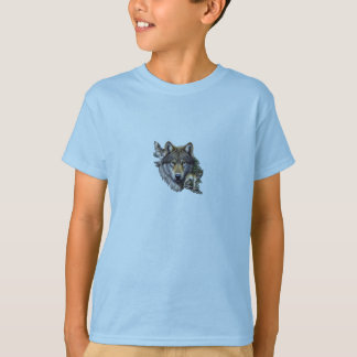 BRET FOTCはワイシャツのオオカミBRET飛行CONCHORDSをからかいます Tシャツ