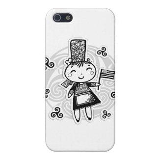 Bretonneのfille iPhone 5 Case