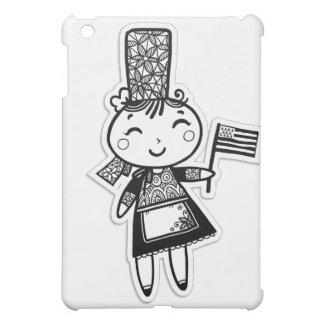 Bretonne iPad Miniカバー