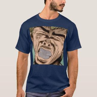 Brett著作られるショーンPlochのためのショーンのGTOの顔のワイシャツ Tシャツ