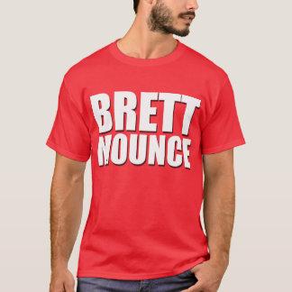 Brett Mounce Tシャツ