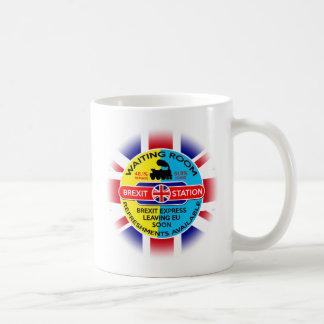 Brexitのマグ コーヒーマグカップ