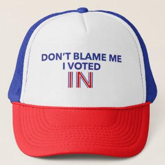 Brexitの帽子/帽子 キャップ