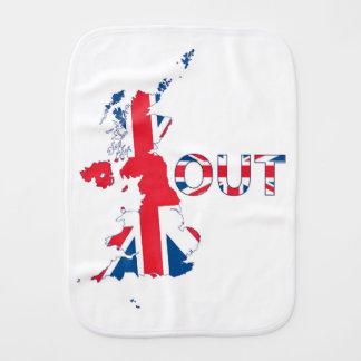BREXITの英国国旗 バープクロス