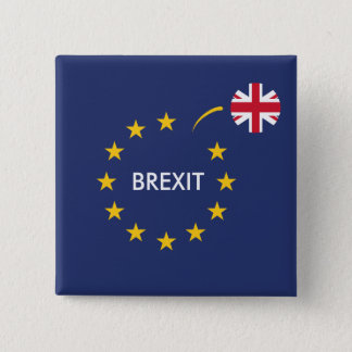Brexitボタン 缶バッジ