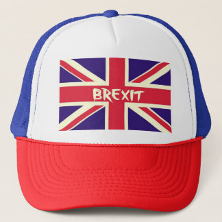 Brexit英国国旗の旗 キャップ