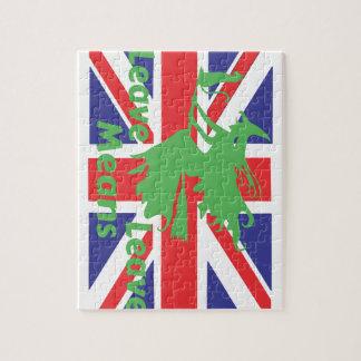 brexit ジグソーパズル
