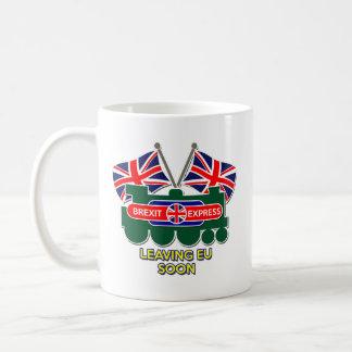 Brexit Mug コーヒーマグカップ