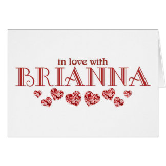 Brianna カード