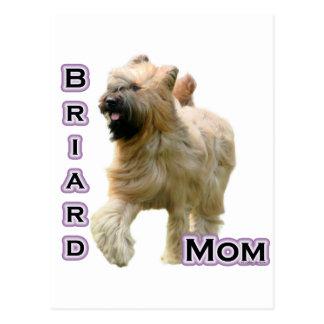 Briardのお母さん4 ポストカード