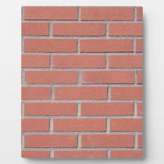 Brickwall フォトプラーク