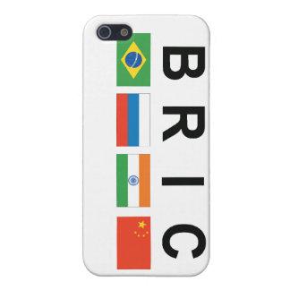 BRICsのiPhoneの場合 iPhone 5 ケース