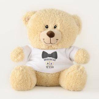 Bridesbear Bridesmaid Bridesman Wedding Teddy Bear テディベア