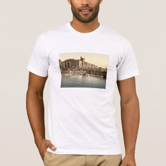 Bridlington港I、ヨークシャ、イギリス Tシャツ