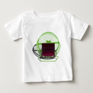 BriefcaseExerciseWheel030313.png ベビーTシャツ