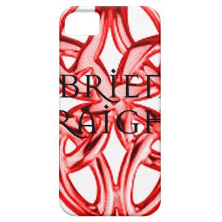 Brien O'Raighneのケルト結び目模様のロゴ iPhone SE/5/5s ケース