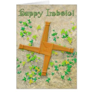 Brighidの十字 ノートカード