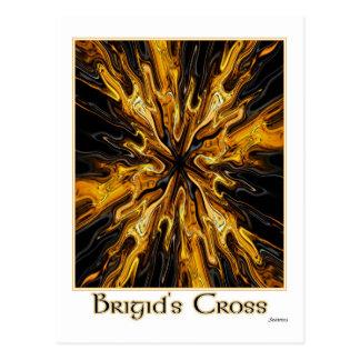 brigidsの十字 ポストカード