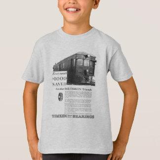 Brill Company 1926のM-1ガスの電気自動車のTシャツ Tシャツ