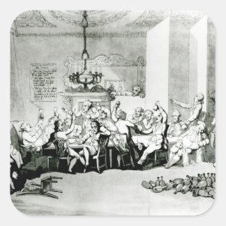 Brilliants 1801年 スクエアシール