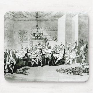 Brilliants 1801年 マウスパッド
