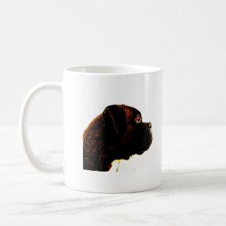 Brindleボクサーのマグ コーヒーマグカップ