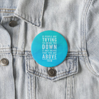 Bring You Down Quote 7.6cm 丸型バッジ