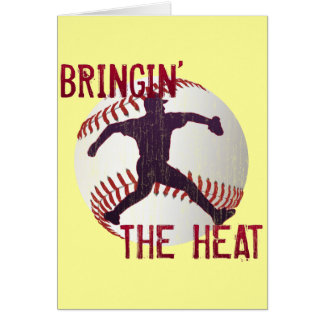 BRINGIN熱 グリーティングカード