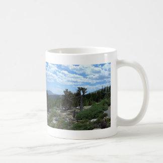 Bristleconeの松の木 コーヒーマグカップ
