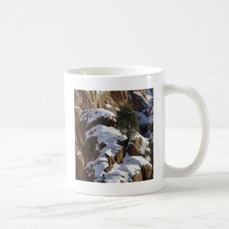 Bristleconeマツ1 コーヒーマグカップ