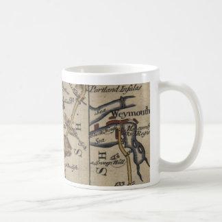 Britannia Depicta (広がりの井戸/Weymouth) コーヒーマグカップ