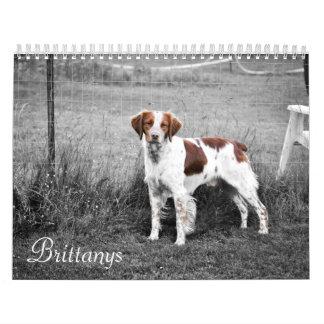 Brittanys カレンダー